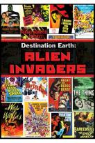 Destination Earth: Alien Invaders