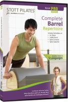 Stott Pilates - Complete Barrel Repertoire