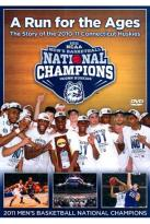 2011 Men's Basketball National Champions: Connecticut Huskies
