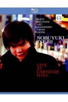 Nobuyuki Tsujii: Live at Carnegie Hall