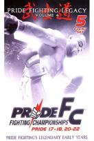 PRIDE Fighting Championships - Legacy: Vol. 4