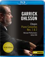 Garrick Ohlsson: Chopin - Piano Concertos Nos. 1 & 2/The Art of Chopin