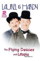 Laurel and Hardy - Flying Deuces, The/ Utopia