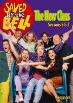 Saved By The Bell-New Class - Seasons 6 & 7