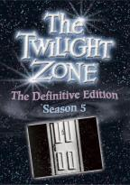 Twilight Zone - The Complete Fifth Season