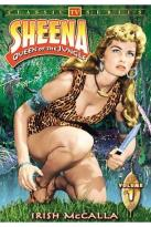 Sheena Queen Of The Jungle - Vol. 1