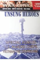 War Zone - Unsung Heroes