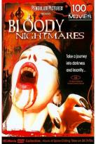 Bloody Nightmares - 100 Movie Pack