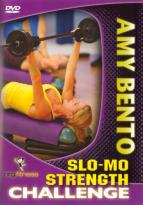 Amy Bento - Slo-Mo Strength Challenge