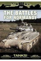 War File - Tanks! The Battles For Normandy