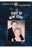Toast of New York