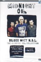 Midnight Oil: 20,000 Watt R.S.L. - The Midnight Oil Collection
