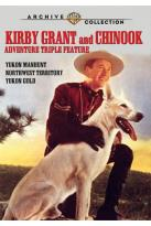 Kirby Grant & Chinook: Adventure Triple Feature