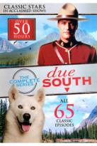 Due South Collector's Set