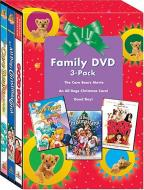 Animated Christmas Classics 3-Pack Gift Set