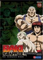 Baki the Grappler - Vol. 10