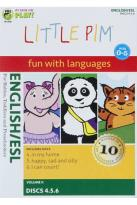 Little Pim: English/ESL - Set 2 Gift Set