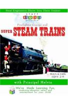 Start Smarter - Firefighter George and Steam Trains