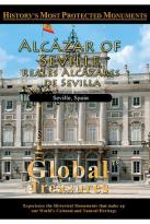 Global Treasures Seville Royal Fortress Real Palaces Of Seville Reales Alcazares De Sevilla Andalucia, Spain