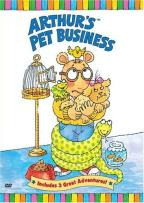 Arthur - Arthur's Pet Business
