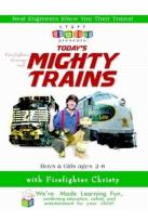 Start Smarter - Firefighter George and Today's Mighty Trains