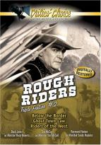 Rough Riders Triple Feature #2