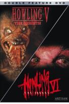 Howling Double Feature: Howling 5 - The Rebirth / Howling 6 - The Freaks