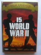 15 World War II Movies, Vol. 1