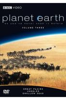 Planet Earth - Great Plains/Jungles/Shallow Seas