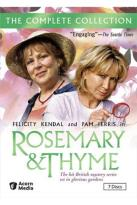 Rosemary & Thyme - The Complete Collection