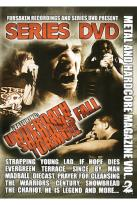 Series DVD - Metal & Hardcore Volume 2