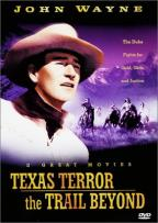 John Wayne - Double Feature: Texas Terror/The Trail Beyond