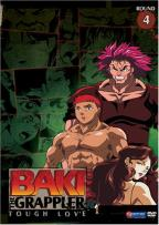Baki the Grappler - Vol. 4: Tough Love