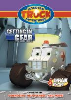 Monster Truck Adventures: Getting in Gear