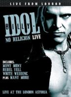 Billy Idol: No Religion - Live