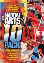 Martial Arts 10-Pack
