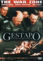 War Zone - Gestapo: Hitler's Secret Police