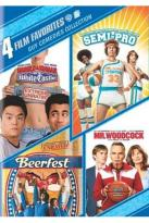 4 Film Favorites: Guy Comedies Collection