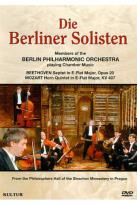 Die Berliner Solisten: Beethoven - Septet in E-Flat Major/Mozart - Horn Quintet in E-Flat Major