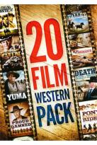 20 Film Western Pack