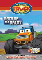 Monster Truck Adventures: Rev'd Up and Ready