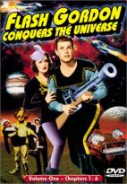 Flash Gordon Conquers the Universe - Vol. 1