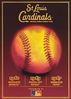 St. Louis Cardinals World Series Collection - The Eighties