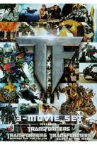 Transformers: 3-Movie Set