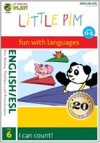 Little Pim: English/ESL, Vol. 6 - I Can Count