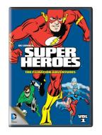 DC Comics Super Heroes: The Filmation Adventures, Vol. 1
