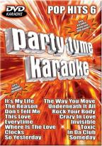 Party Tyme Karaoke - Pop Hits 6