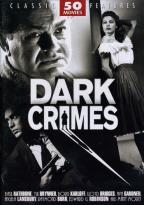Dark Crimes - 50 Movie Pack