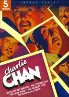 Charlie Chan: 5 Movies