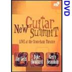 New Guitar Summit - Live at the Stoneham Theatre